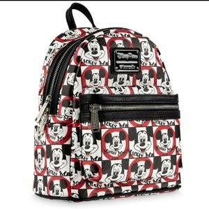 Loungefly Mickey Mouse Club Backpack